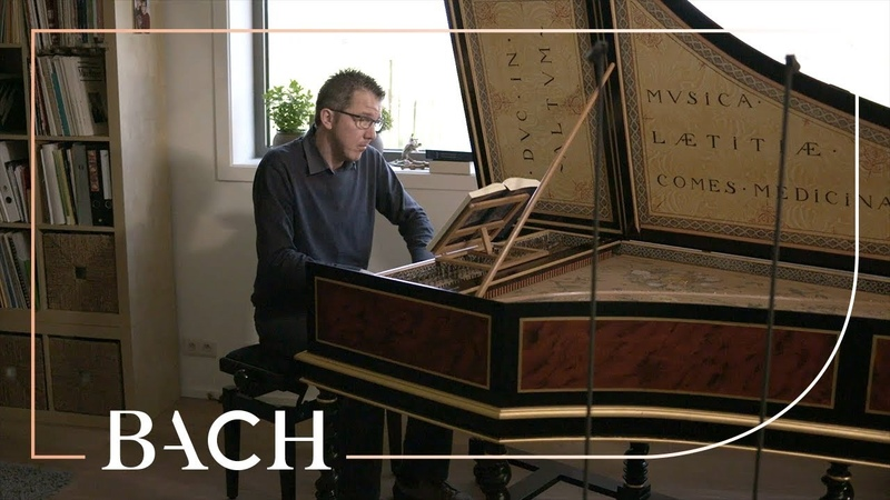 Bach - Toccata in E minor BWV 914 - Jacobs | Netherlands Bach Society