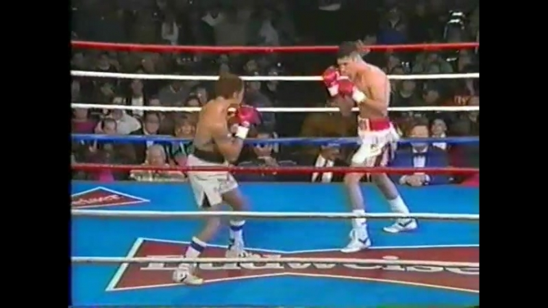 Oscar De La Hoya vs Clifford Hicks 1992 12 12 Oscar De La Hoya vs Paris Alexander 1993 01 03 Two History Boxing Fights