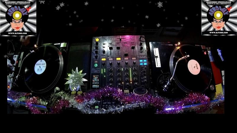 Remember SpeedGarage @ Christmas 2017' Mixed By DJ Yose