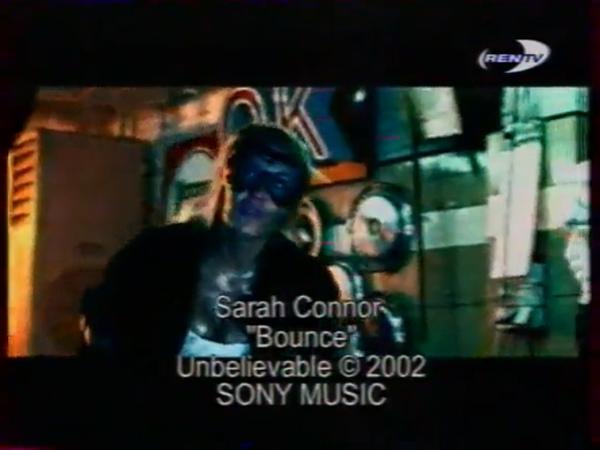 Sarah Connor — Bounce (Ren-TV) Ночной музыкальный канал