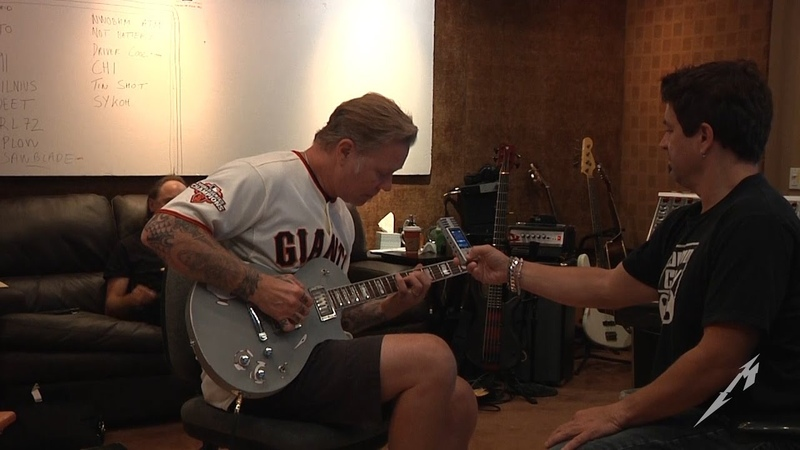 Metallica RIP (The Making of Halo On Fire)