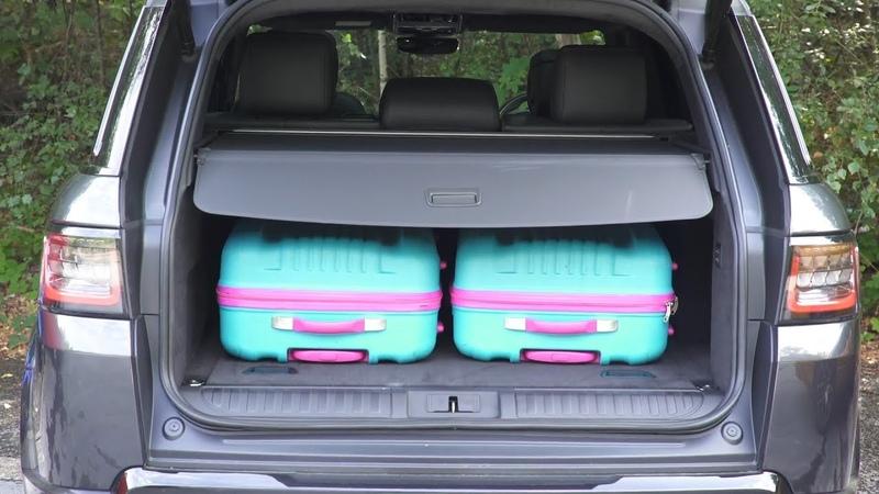 Range Rover Sport SUV 2019 обзор на практичность | carwow