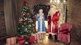 Дед Мороз и Снегурочка l Дед Мороз на дом l Новый год 2019 Москва