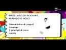 EP 26 Frullato di yogurt mango e noci