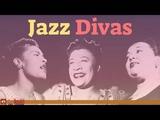 The Very Best of Jazz Divas Billie Holiday, Ella Fitzgerald, Mildred Bailey