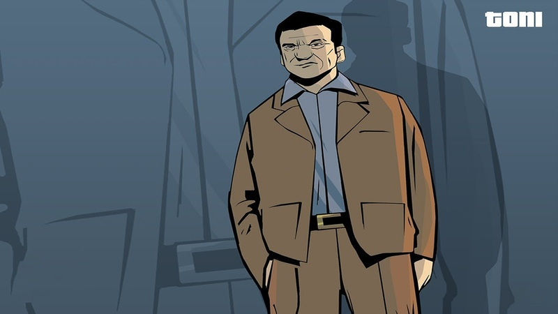 Grand Theft Auto 3 GTA 3 Antonio Cipriani Mission 4 Triads and Tribulations Переполох в Чайнатауне