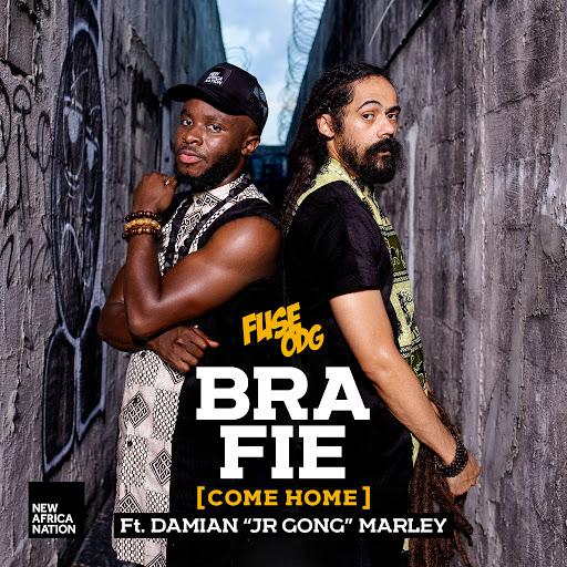"Fuse ODG альбом Bra Fie (feat. Damian ""JR GONG"" Marley)"