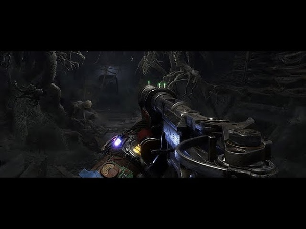 Metro Exodus 6 минутная геймплейная демонстрация игры с включенной технологией трассировкой лучей