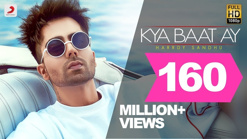Harrdy Sandhu - Kya Baat Ay   Jaani   B Praak   Arvindr Khaira   Official Music Video