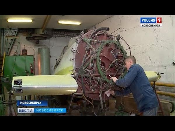 Новосибирские авиареставраторы поставят на крыло истребитель И-16