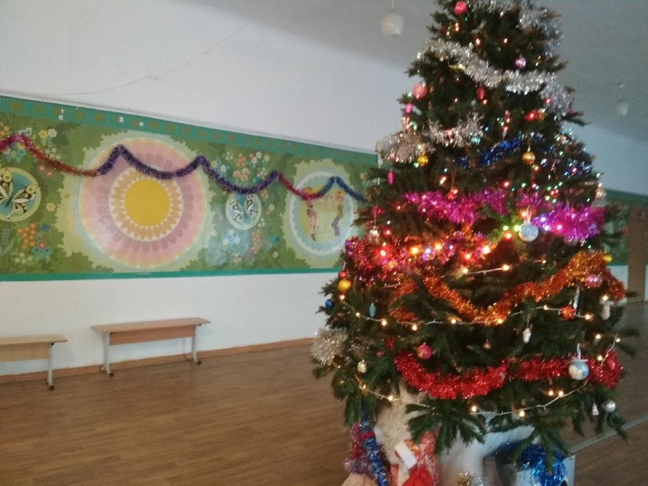 Итоги конкурса на лучшее оформление классного кабинета к новогодним праздникам