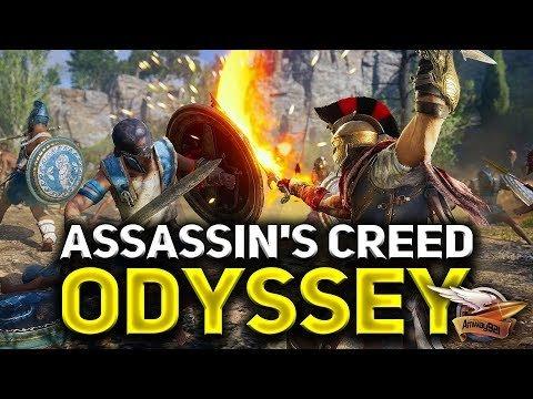 Стрим - Assassin's Creed Odyssey - Прохождение Часть 9 » Freewka.com - Смотреть онлайн в хорощем качестве