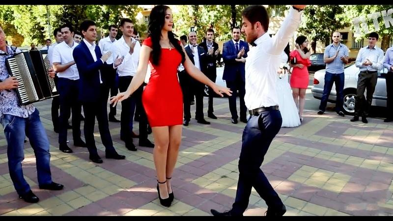 Супер Лезгинки Под Классной Музыкой Пары Великолепно Танцуют