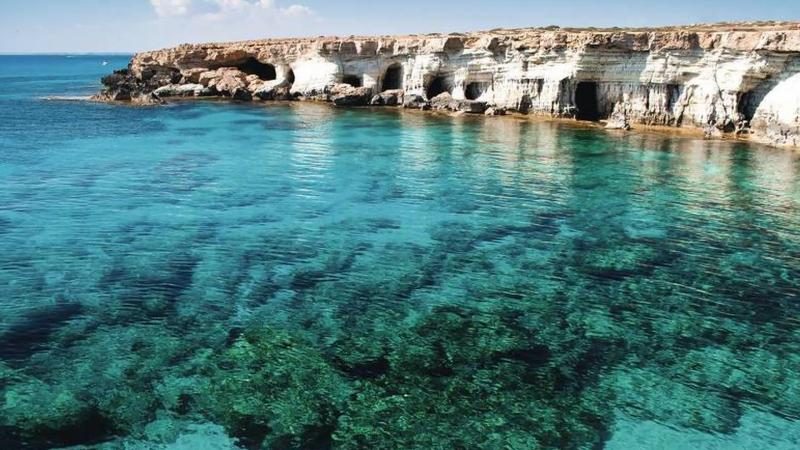 Самые красивые места Кипр.