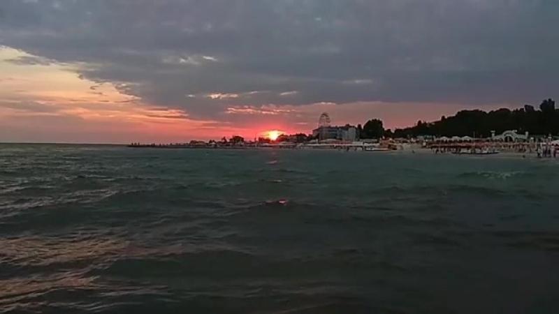 Закат солнца в Ж-П