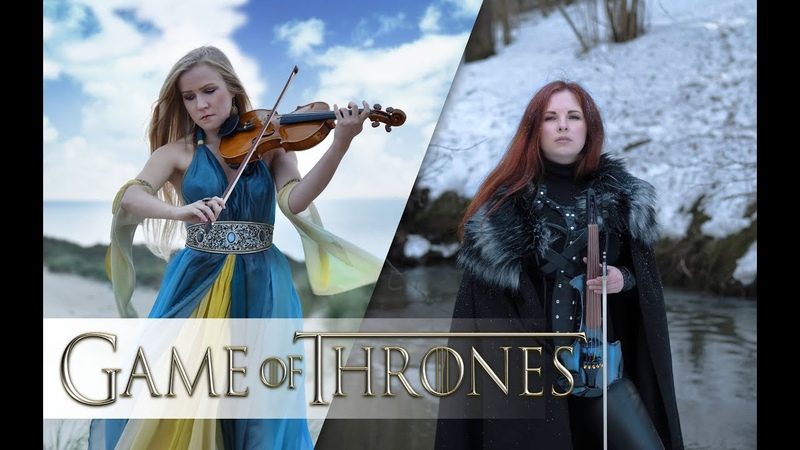 Game of Thrones violin cover by Duo Laruan - Main Theme , Winterfell Theme