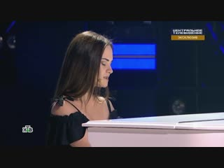 Агния Осина спела свою песню «Для папы» в студии НТВ