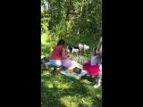 12 августа 2018 год. Детская фотосессия))) Певица: Анжелика Милосердина