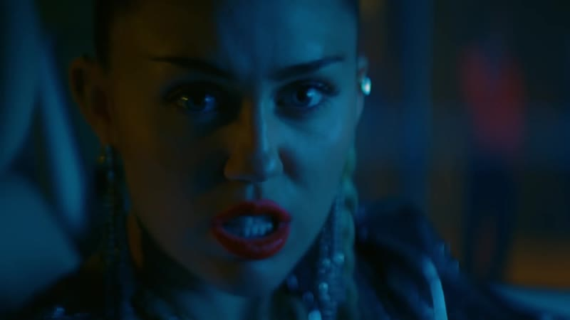 Mark Ronson Nothing Breaks Like a Heart Official Video ft Miley Cyrus