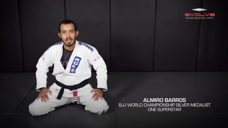 3 Essential Back Takes From The De La Riva Guard - Almiro Barros