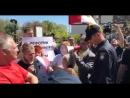 Одесса 1 мая 2018 Сбушные провокаторы не дали провести Первомайский митинг в городе