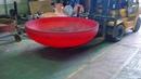 EXTREME Dangerous Fastest Hot Forming Heavy Tank Head Forging - Big Hydraulic Steel Forging Machine