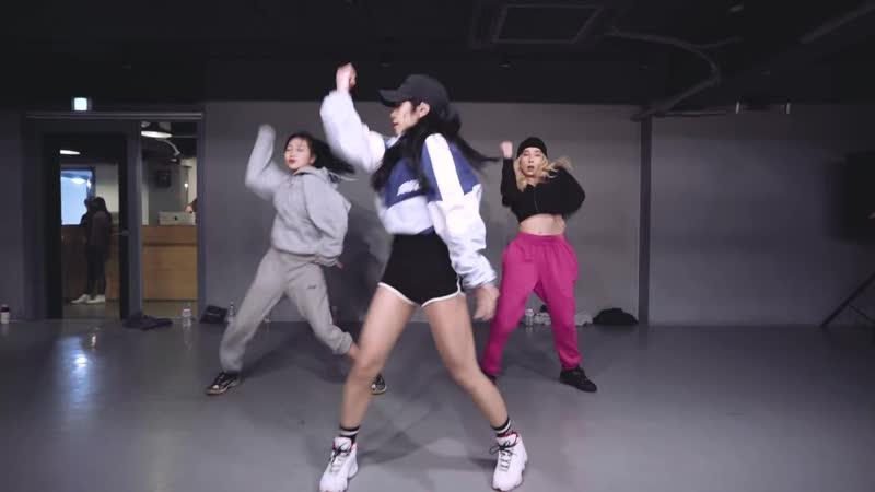 Cant Relate - DaniLeigh ft. YBN Nahmir, YG _⁄ Minyoung Park Choreography