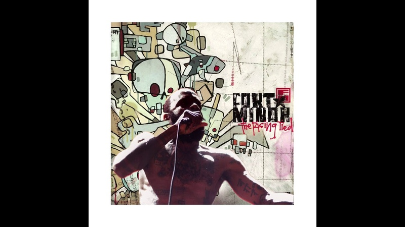 Beware of me — Death Grips x Fort Minor Mashup