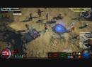 Последняя игра Hierophant Elehit Totem потом respec в Scion Elehit Totem для сравнения