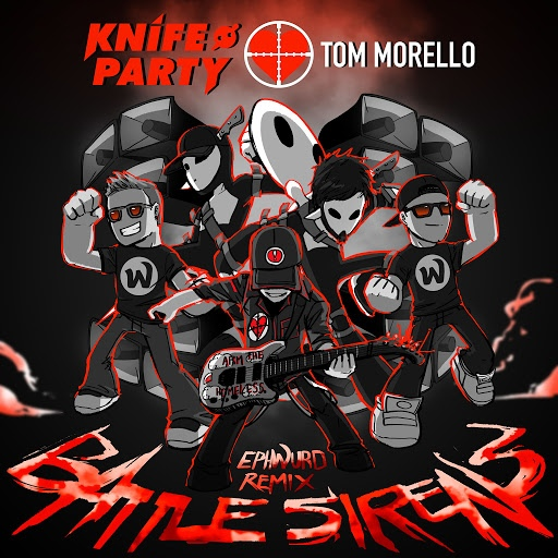 Knife Party альбом Battle Sirens (Ephwurd Remix)