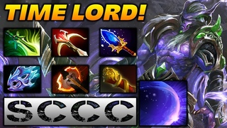Sccc Faceless Void TIME LORD Dota 2