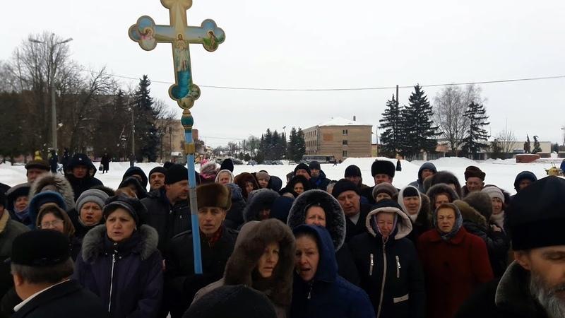 Громадськість Чернігівщини вимагає від влади припинити агітацію чиновників за перехід в ПЦУ