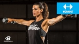 Day 24 45 Minute at Home Strength Workout Clutch Life Ashley Conrad's 247 Fitness Trainer