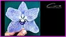Орхидея Ванда Как Делать Холодный Фарфор Мастика МК Часть 1