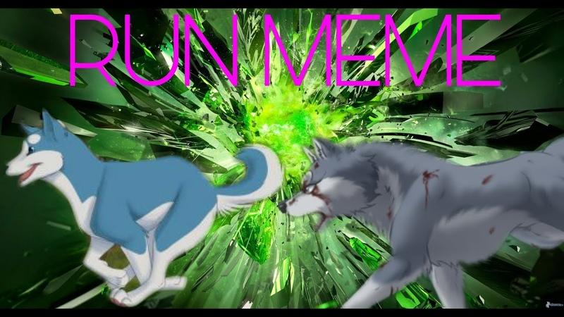 Ginga-Run-Meme