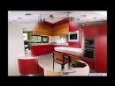 Красная кухня - дизайн кухни красного цвета