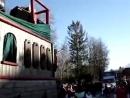 Парад в Anif австрийский город..у них там это что-то типа дня пиратов .и дня мусора,мол..не выбрасывать ниче-все в эксплуатаци