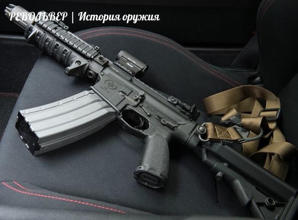 PWS MK107 Diablo AR-15 5,56×45