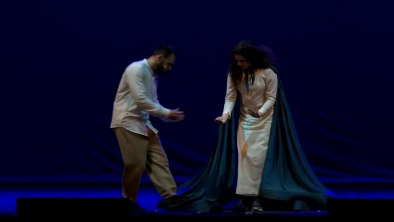 Орфей и Маджнун Orfeo Majnun Экс-ан-Прованс Festival d'Aix-en-Provence 2018