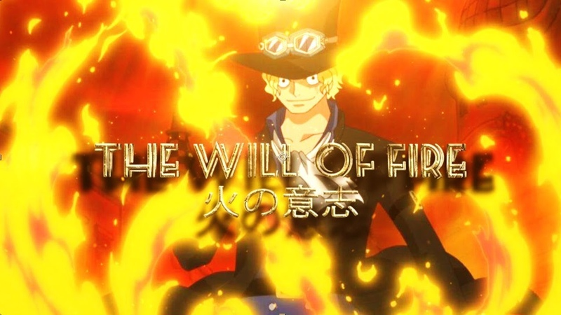 One Piece AMV/ASMV - The Will Of Fire I Sabo Tribute ᴴᴰ