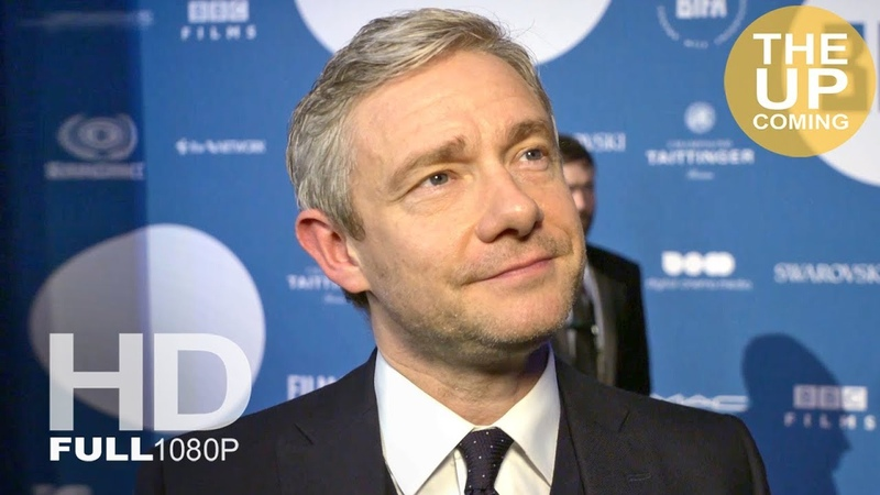 Martin Freeman on Ghost Stories and presenting Best Film at BIFAs 2018