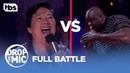 Drop the Mic Shaquille O'Neal vs Ken Jeong FULL BATTLE TBS