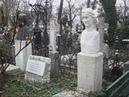 Cimitirul Serban Voda Bellu, Bucuresti - partea I.wmv