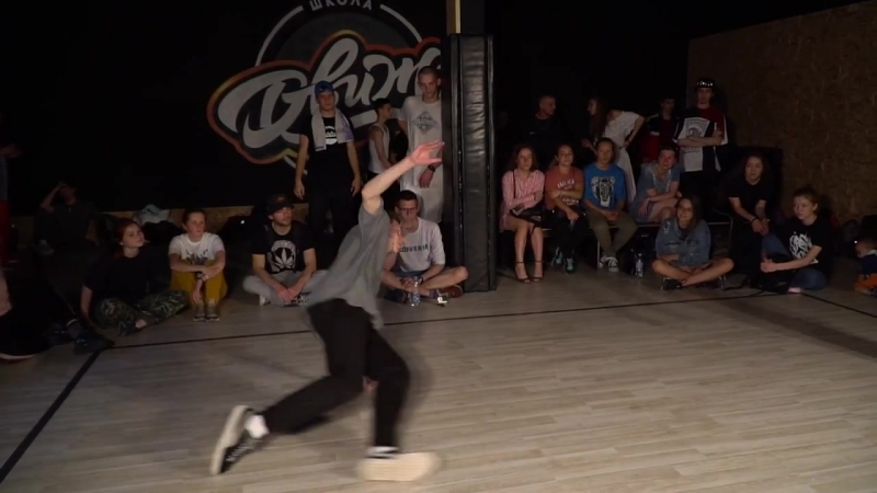 Daddy vs Unknow 1\8 final Breaking battle 1vs1 DANCE EVENT NO SELECTION