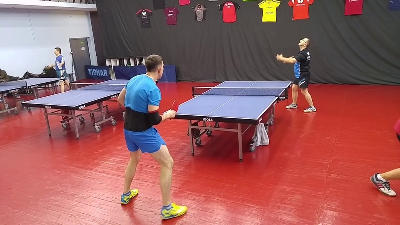Vad 1576 vs TTSPORT forum tabletennis battle 17 11 18 настольный теннис г Минск