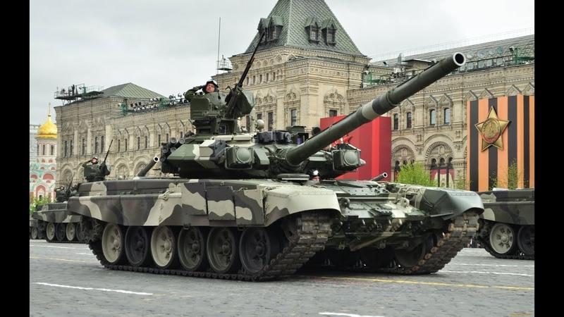 Рупор НАТО The National Interest испытывает ужас перед смертоносностью вооружения The Red Army.
