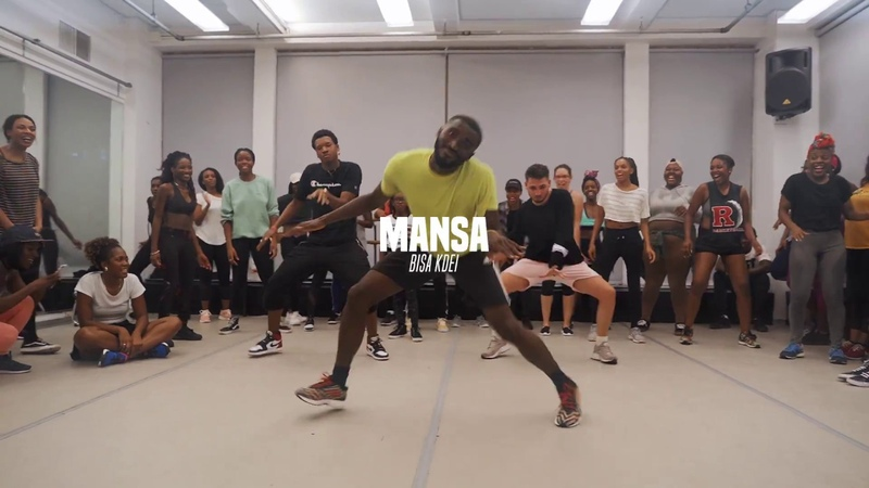 Bisa Kdei Mansa Meka Oku Izzy Odigie Choreography