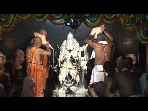 Nrisimha Chaturdasi 2011 - Abhisek Part 1