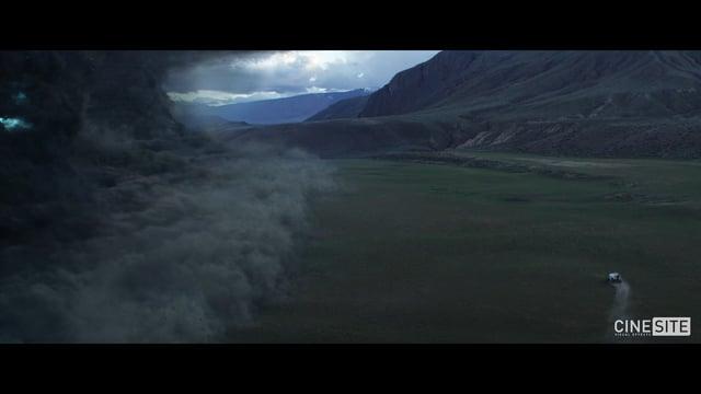 Cinesite Lost In Space Breakdown Reel