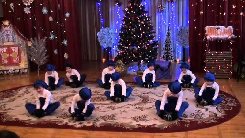 Танец Часики идут(Видео Юлии Корзан)